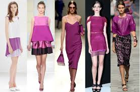 radiant orchid fashion